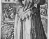 Folge der sieben Todsünden: Der Hochmut (1) Kupferstich von Crispin de Passe d. Ä. nach Zeichnungen von Maarten de Vos, vor 1600