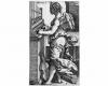 Serie der Freien Künste: Musik (5), Hans Sebald Beham, vor 1550